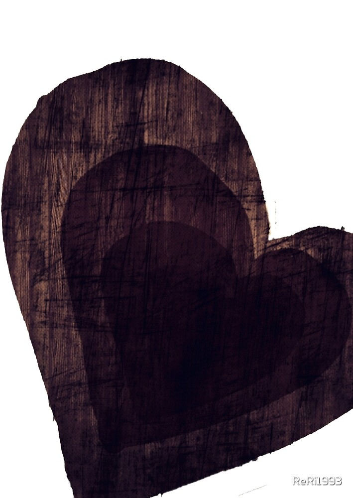 Dark Heart by MarVah1990