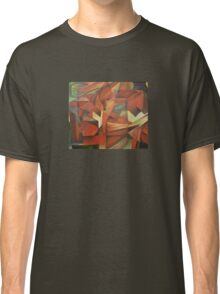 """Foxes"" -  Homage to Franz Marc (1913)     Classic T-Shirt"