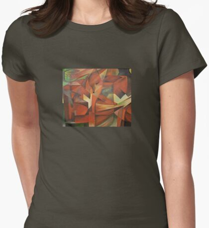"""Foxes"" -  Homage to Franz Marc (1913)     T-Shirt"