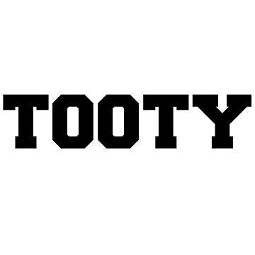 TOOTY - Varsity by BMGBFC