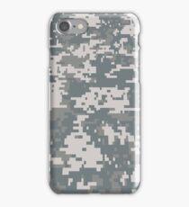 dr pixel camoflague iPhone Case/Skin