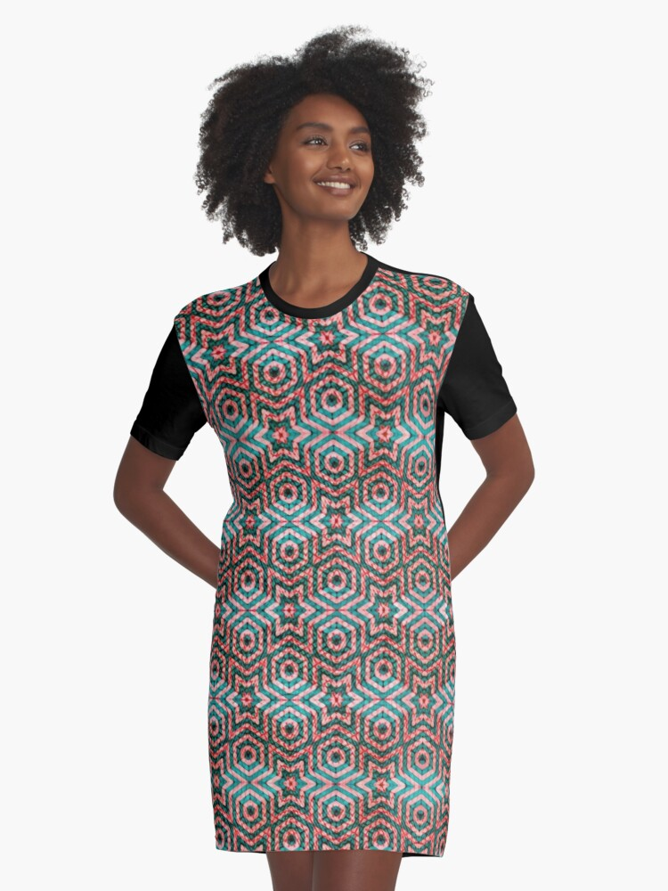 each one more bello than the last Graphic T-Shirt Dress Front