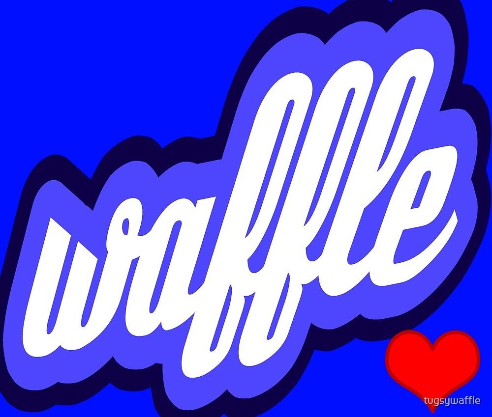 standard waffle by tugsywaffle