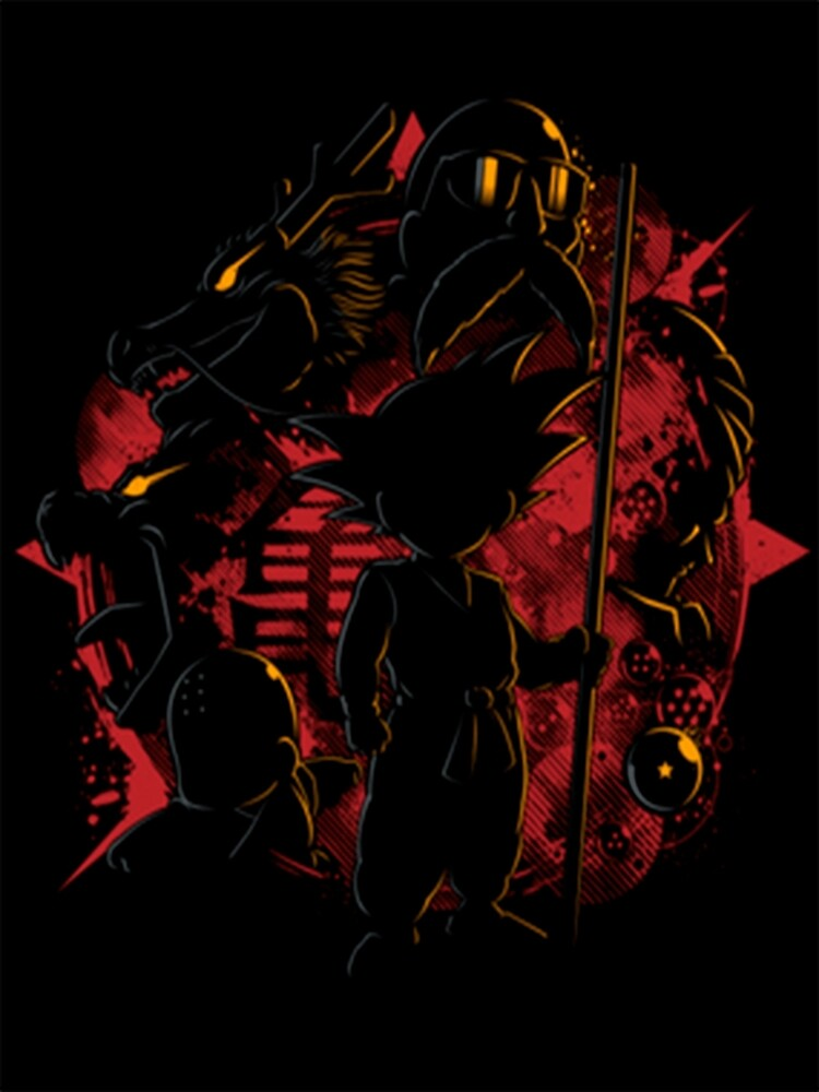 His Goku by TruunksART