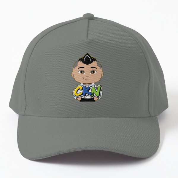 CKN Toys yellow pattern Baseball Cap