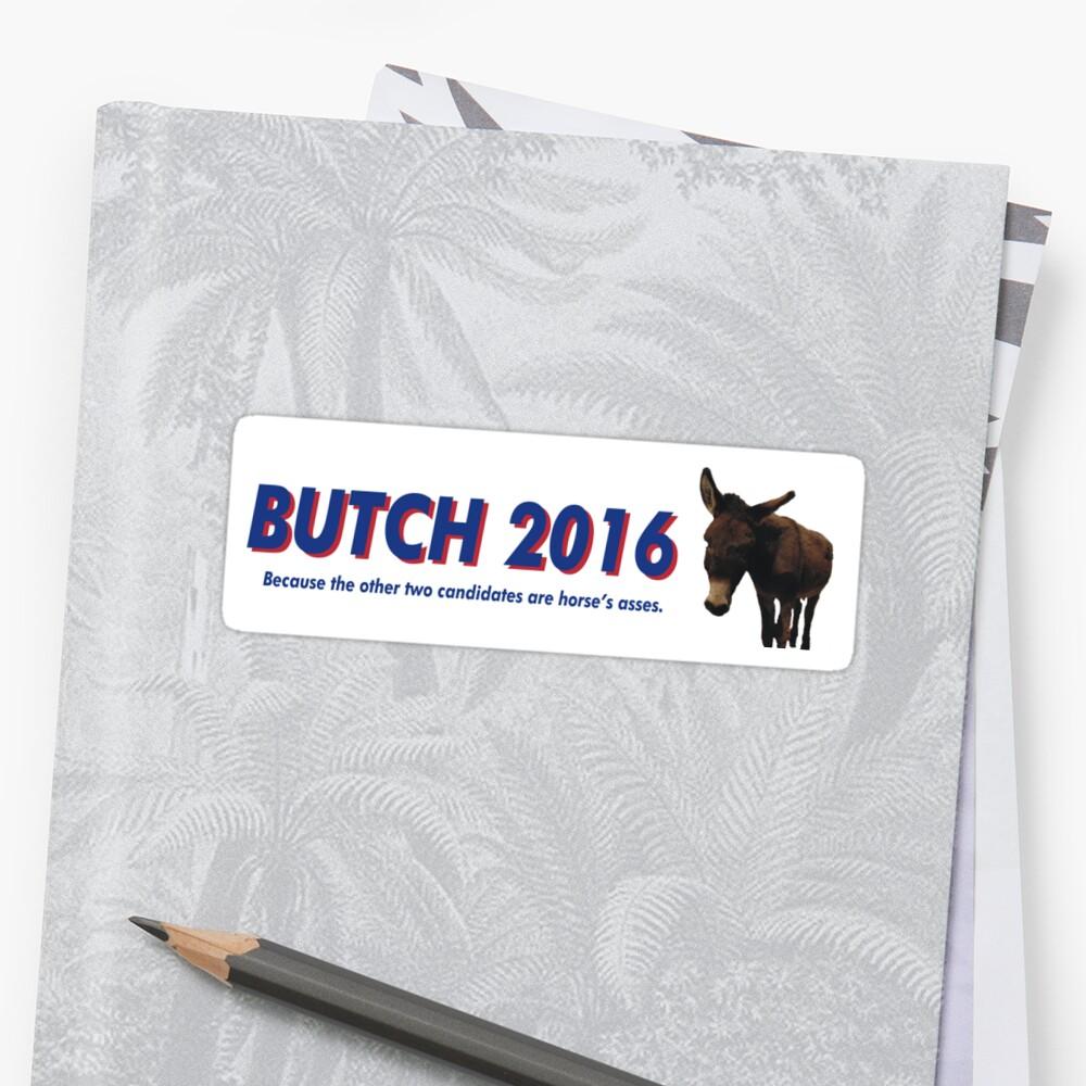 Butch the Donkey 2016 by Scott1160