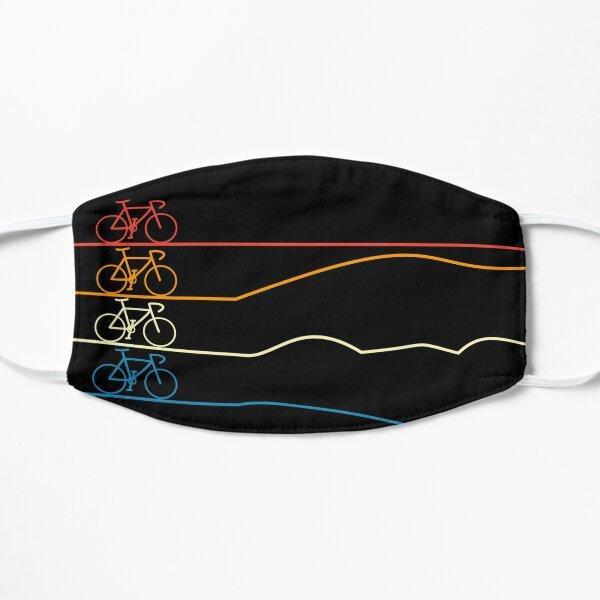 Cyclist life Flat Mask
