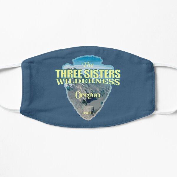 Three Sisters Wilderness (arrowhead) Flat Mask