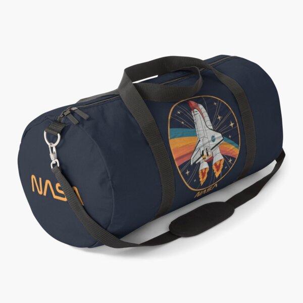 Nasa Vintage Colors Emblem V03 Duffle Bag