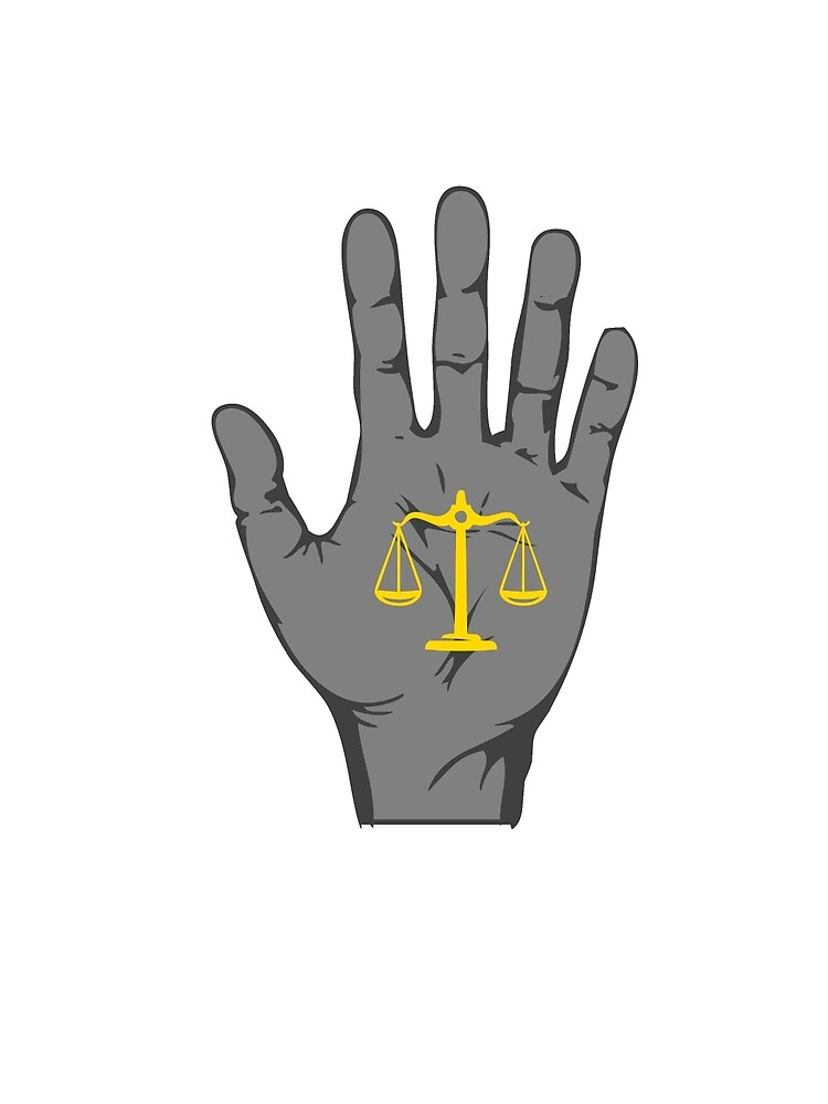 Hand of Justice by Simpleguy4