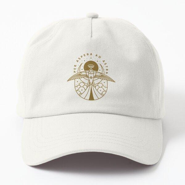 Per Aspera Ad Astra Dad Hat