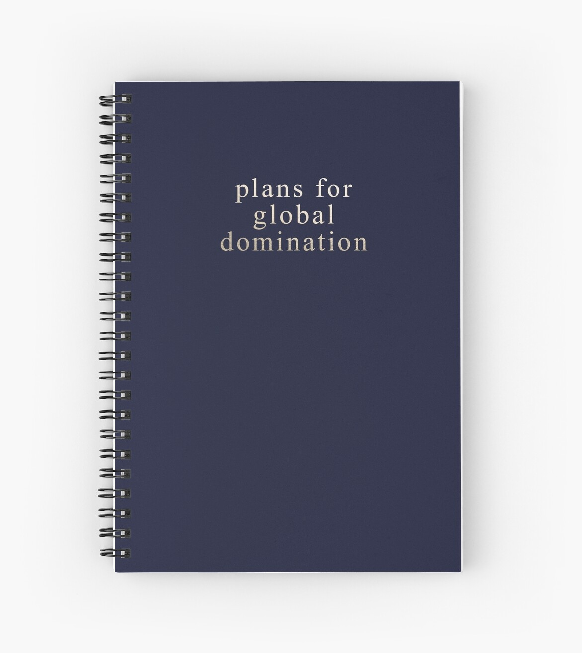 Plans for global domination by dairinne