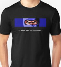 NINJA GAIDEN 2 - REVENGE EYES Unisex T-Shirt