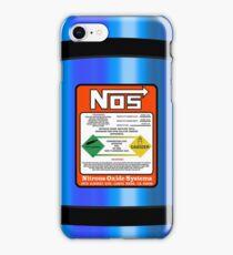 NOS Blue Case iPhone Case/Skin