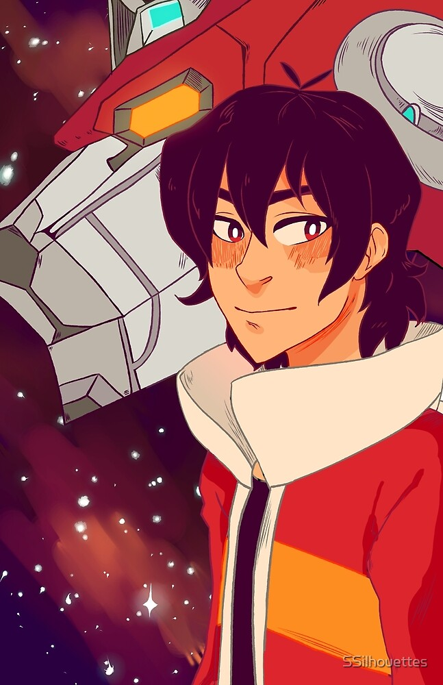 Voltron - Keith by SSilhouettes