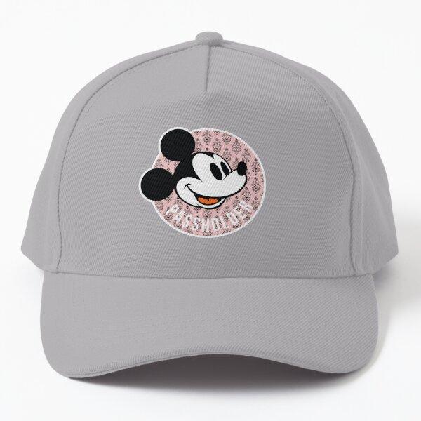 Haunted Mansion Passholder Millennial Pink Baseball Cap