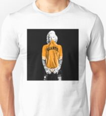 Marilyn Monroe For San Francisco Giants Unisex T-Shirt