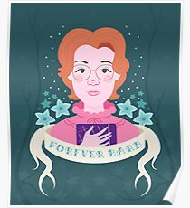 Forever Barb Poster