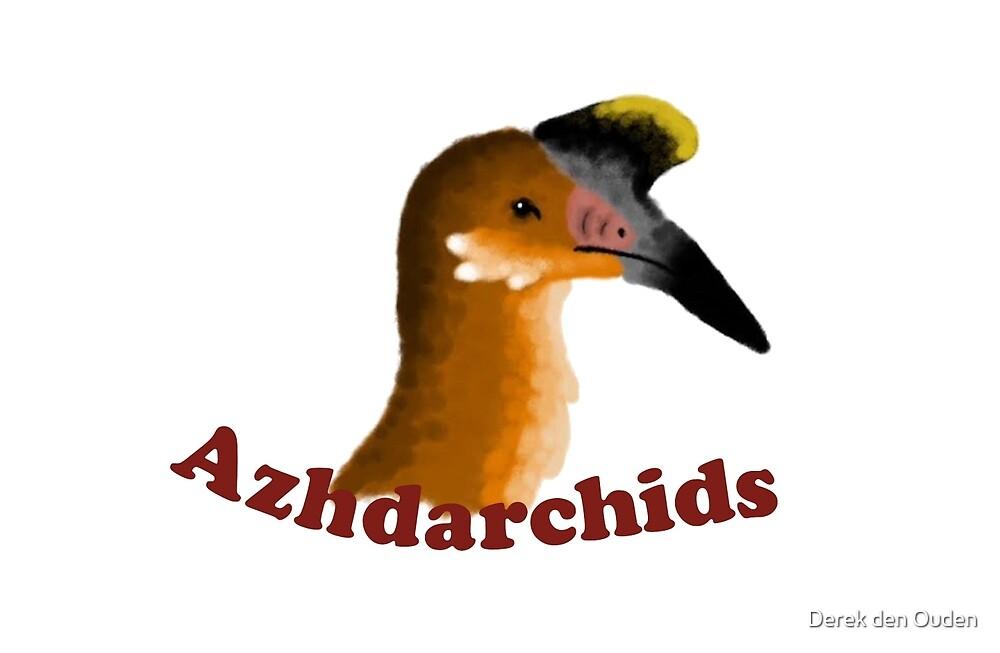 azhdarchids are awesome  by Derek den Ouden