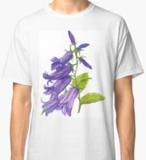 Watercolor Wildflower- Belle  Classic T-Shirt