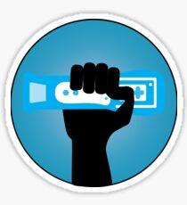 Wii Gamer Sticker