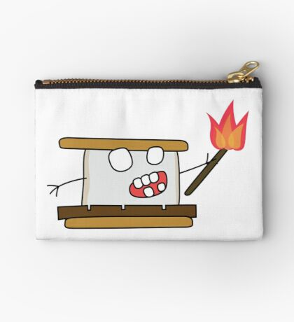 angry zombie s'more Studio Pouch