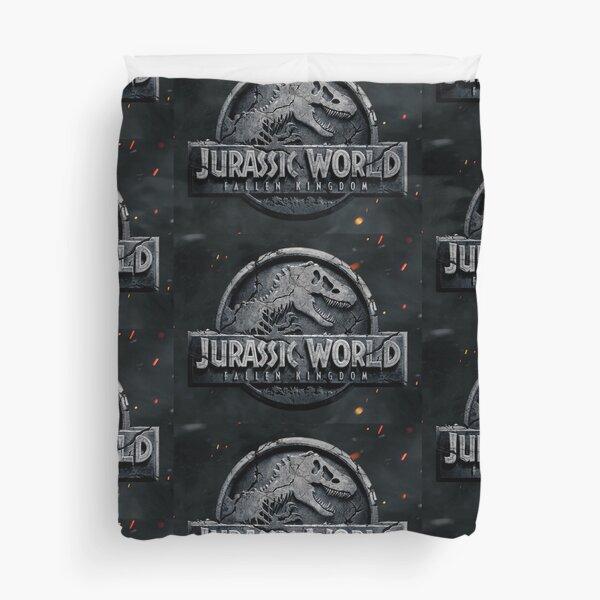 Jurassic World Duvet Cover