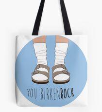 Birken-rock Tote Bag