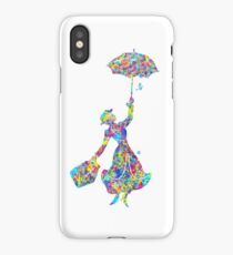 Mary Poppins - The Magical Nanny iPhone Case/Skin
