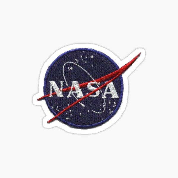 NASA patch sticker Sticker
