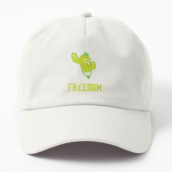 All You Need Is Freedom Succulents Lover Thorn Garden Cactus Dad Hat