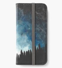 Night Sky iPhone Wallet/Case/Skin