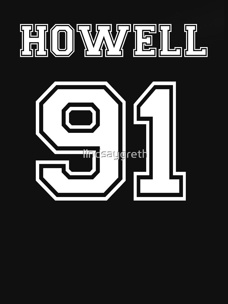 Howell 91' | Unisex T-Shirt