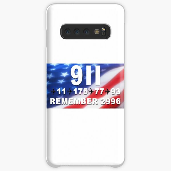 9-11 Numbers Samsung Galaxy Snap Case