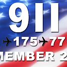 9-11 Numbers by EyeMagined