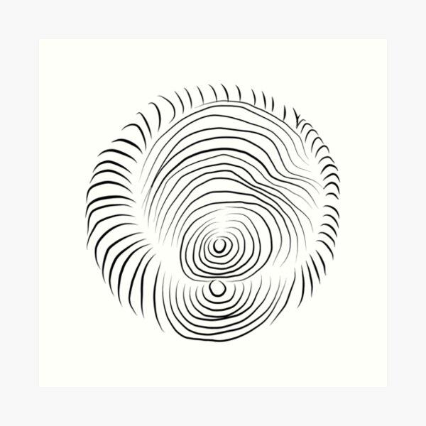 2021 07 digital sketchbook 01 Art Print