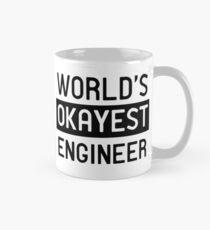 Taza El mejor ingeniero del mundo