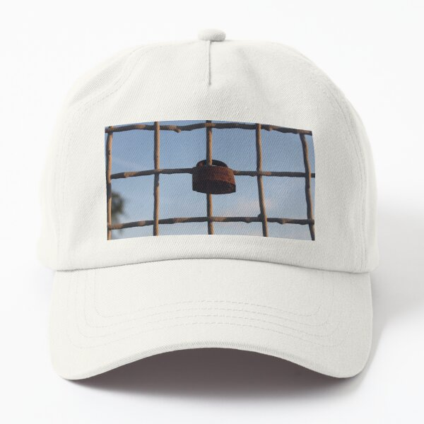 Padlock for luck Dad Hat