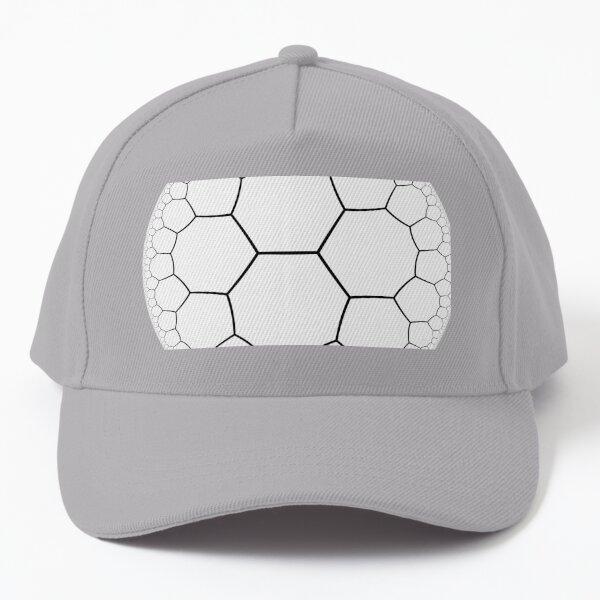 Geometry - Octagon Tessellation Baseball Cap