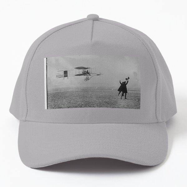 Flying Machine - Air Transportation Baseball Cap