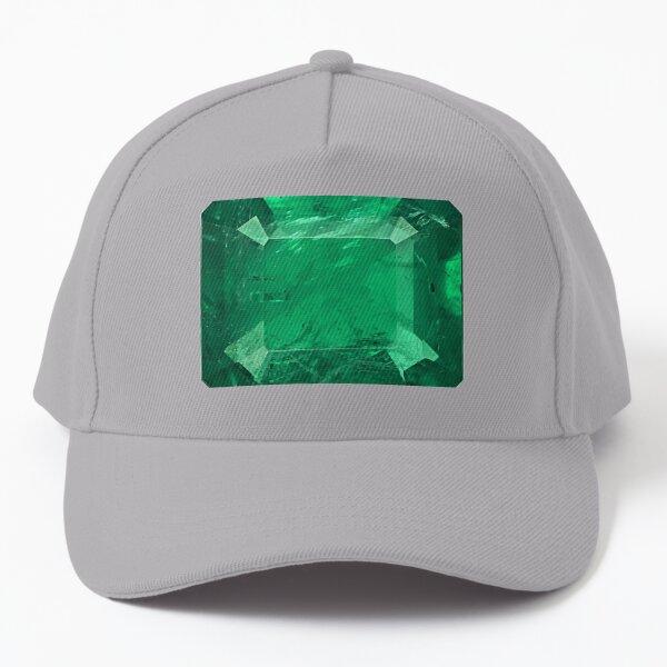 Emerald Baseball Cap