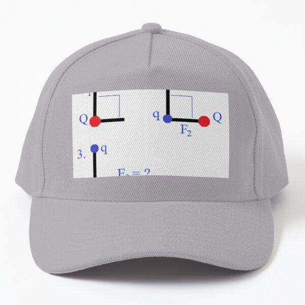 Physics Problem Baseball Cap