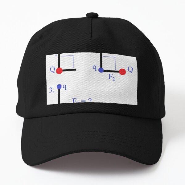 Physics Problem Dad Hat