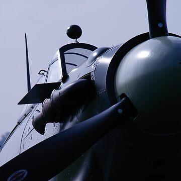 Hawker Hurricane XIIIB by criso