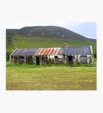 The Barns Of Urris.................................Ireland Photographic Print