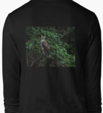 Hawk, Broad-Winged Long Sleeve T-Shirt