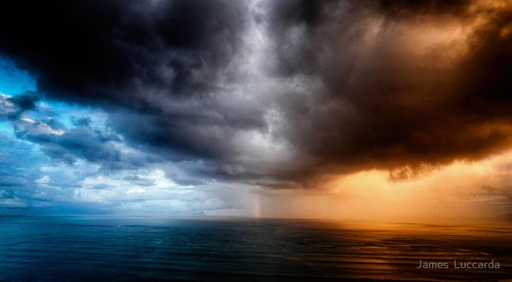 Kalk Bay by James  Luccarda