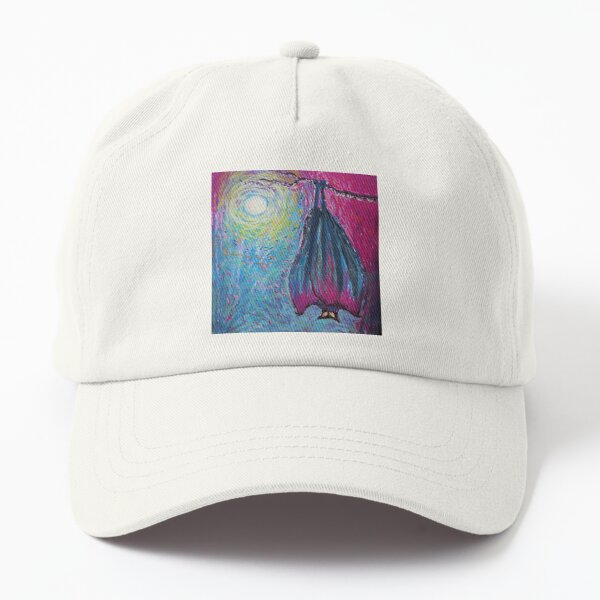 Batzilla - The Colors of the Night by Jonell Vincent Piedad  Dad Hat