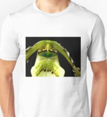 Captain Trips - Orchid Alien Discovery Unisex T-Shirt