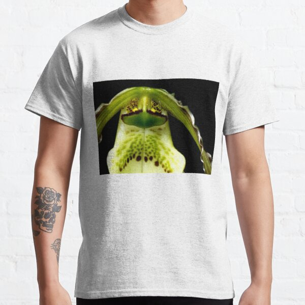 Captain Trips - Orchid Alien Discovery Classic T-Shirt